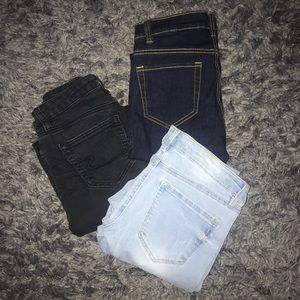 Denim - Bundle of 3 Jeans